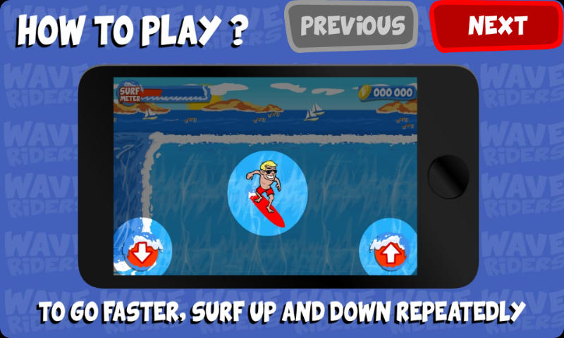 Wave Riders - screenshot