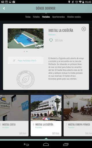 Now Ibiza - Guide of Ibiza app (apk) free download for Android/PC/Windows screenshot
