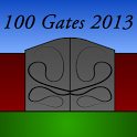 100 Gates 2013 Guide icon