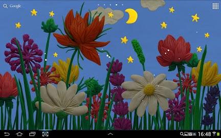 Flowers Live wallpaper HD Screenshot 7