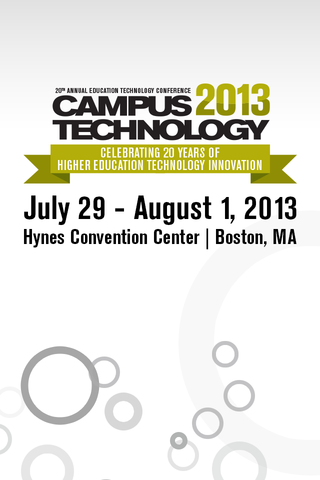 Campus Technology 2013