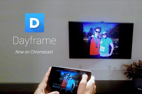 Dayframe (Chromecast Photos) Capture d'écran
