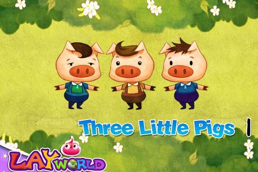 3匹の子豚 1巻