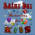 Rainy day activies for kids logo