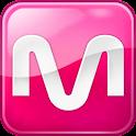 엠넷(Mnet) logo