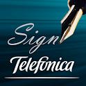 Telefónica eSignature icon
