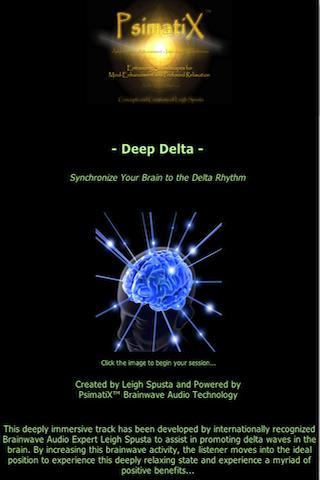 Mind Body Healing Delta Sound