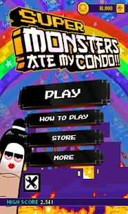 Super Monsters Ate My Condo!- screenshot thumbnail
