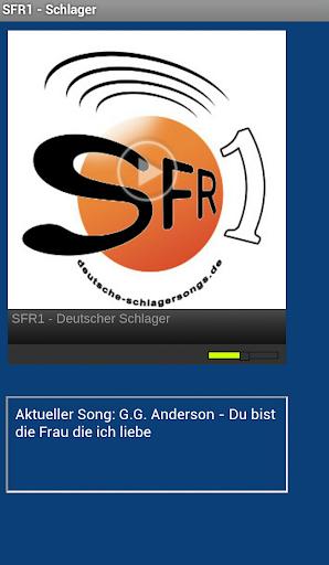 SFR1 - Schlager