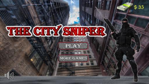 THE CITY SNIPER