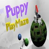 Puppy Play Maze