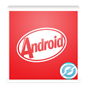 HoloRay - Android KitKat Theme APK