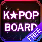 K-pop Star Board_Free icon