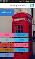 Screenshot of Great Britain Map Offline UK
