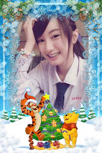 กรอบรูป คริสต์มาส กรอบรูปสวย