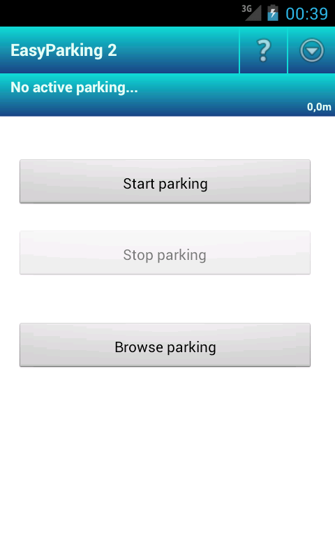 EasyParking 2- screenshot