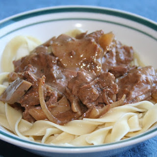 Crock-Pot Marsala Beef