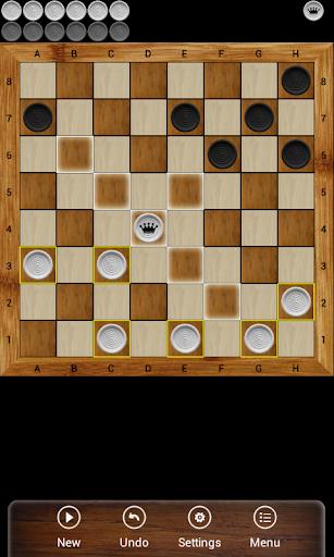 Russian checkers - Shashki  screenshots 2