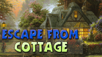 Screenshot of Escape From Cottage