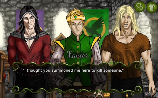 Serafina's Saga (Visual Novel)  {cheat hack gameplay apk mod resources generator} 4