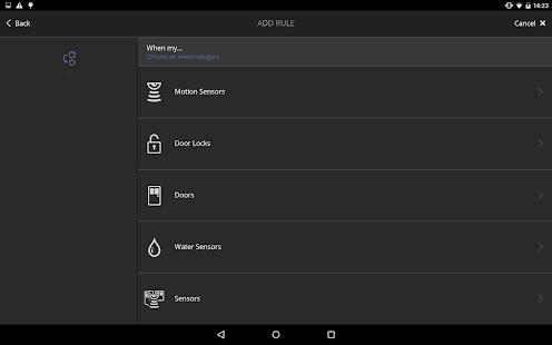 Icontrol Networks - screenshot thumbnail