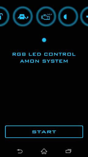 AMON RGB LED CONTROL 2.0.7 Windows u7528 1