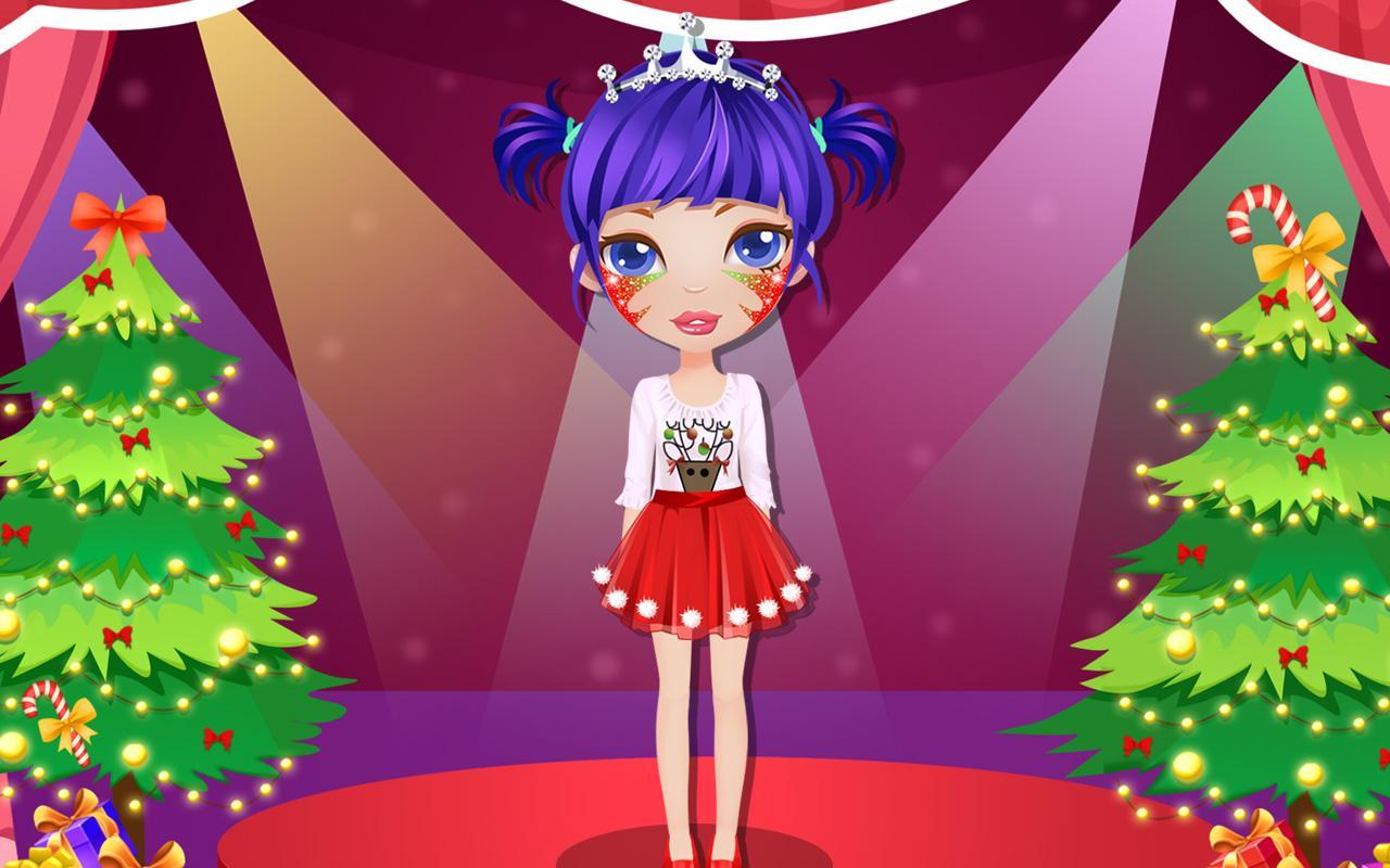 Christmas Doll Dress Up Party - Izinhlelo ze-Android ku-Google Play