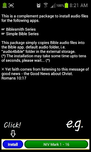 Audio4Bible - Luke NLT