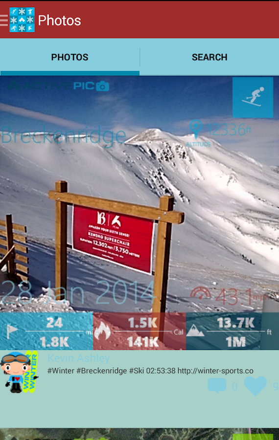 Winter Sports- screenshot