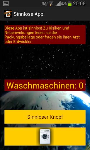 Sinnlose App für API 10