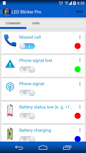 LED Blinker Notifications Pro 7.0.0-pro build 326 [Paid] APK