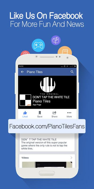 Don't Tap The White Tile - screenshot