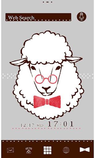★免費換裝★羊和蝴蝶結