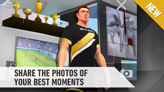 Be A Legend: Soccer - screenshot thumbnail