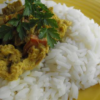 Tuna Curry.