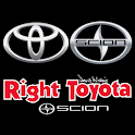 Right Toyota Scion DealerApp icon