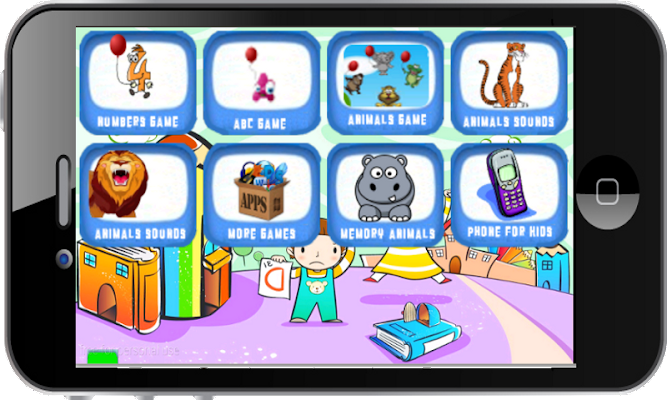 Games for Kids - screenshot