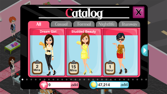 Fashion Story™ Screenshot 14