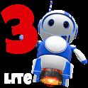 Spelling - 3 Letter Words LITE icon