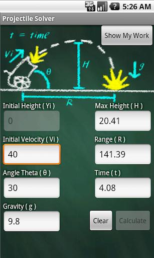 免費下載教育APP|Mathologist: Projectile Solver app開箱文|APP開箱王