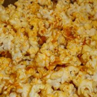 Chili Taco Popcorn.