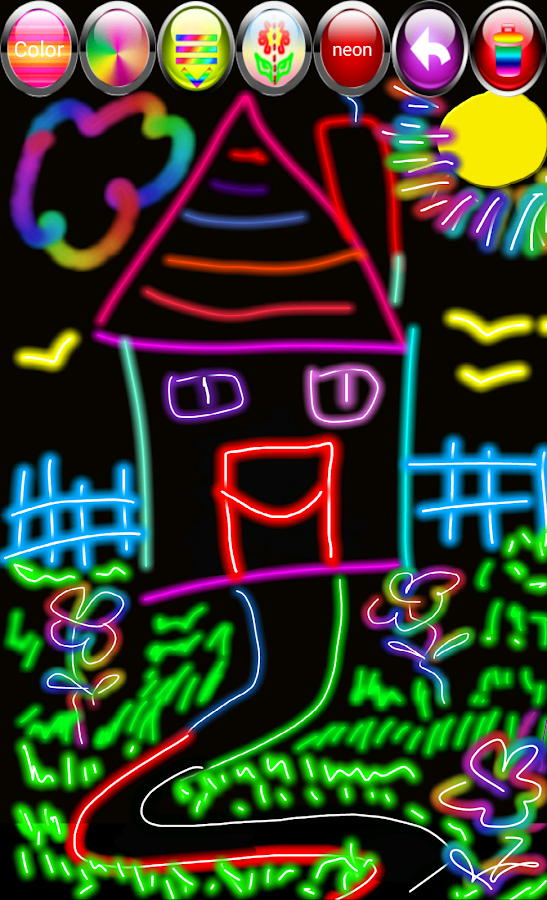 Doodle Toy!™ Kids Draw Paint - screenshot