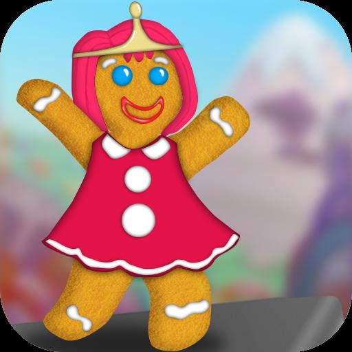 公主曲奇运行 冒險 App LOGO-硬是要APP