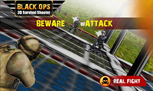 玩免費動作APP|下載黑衣人 3D 射击 app不用錢|硬是要APP