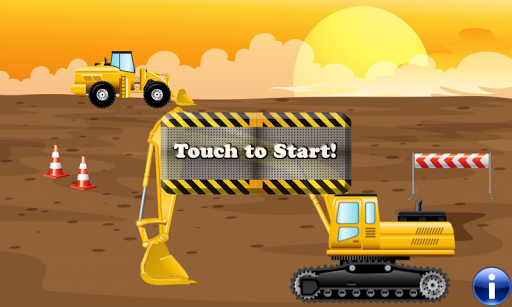 Digger Puzzles for Toddlers  screenshots 1