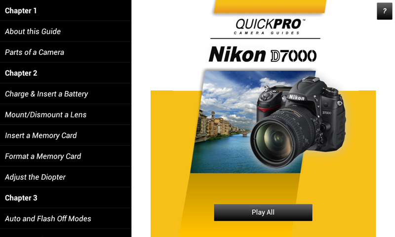 Nikon D7000 by QuickPro - screenshot