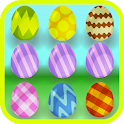 Egg Swipe: Easter Match-3 icon