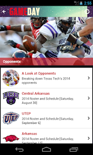Texas Tech football Game Day- screenshot thumbnail