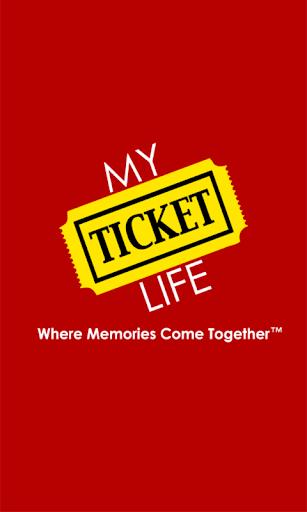 【免費社交App】My Ticket Life-APP點子