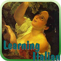 Learning Italian (Phrasebook) icon